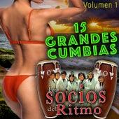 40 Años Puros Éxitos, Vol.1 by Los Socios Del Ritmo