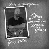 Stop Breakin' Down Blues by Gary Foster