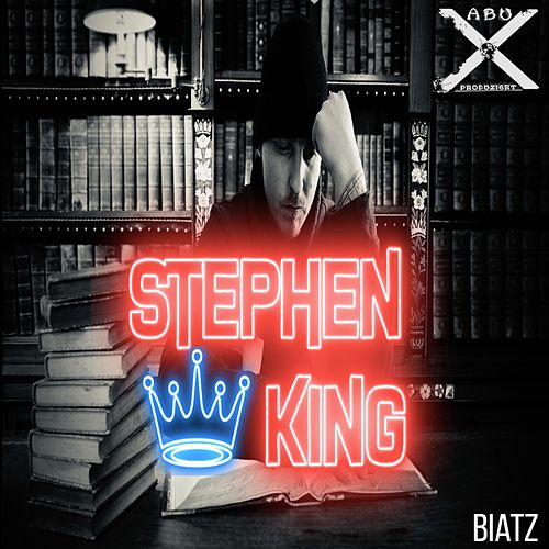 Stephen King by Biatz