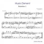M. Clementi: Sonatina No. 1 in C Major, Op. 36 by Antonio Rotunda
