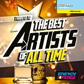 Tribute to the Best Artists of All Time (Mixed Compilation for Fitness & Workout - 135 BPM - 32 Count - Ideal for Mid-Tempo) von Various Artists
