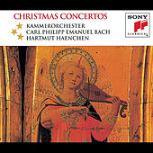 German and Italian Christmas Music von Hartmut Haenchen