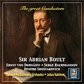 The Great Conductors: Sir Adrian Boult (Remastered 2019) by Various Artists
