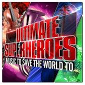 Ultimate Superheroes van Robert Ziegler
