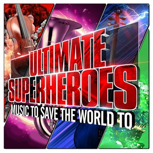 Ultimate Superheroes de Robert Ziegler