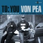 To: You (Instrumentals) by Von Pea