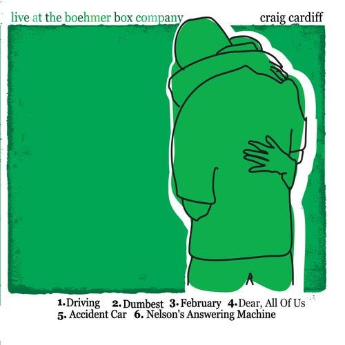 Live at the Boehmer Box Company von Craig Cardiff