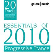 Essentials of 2010: Progressive Trance by Various Artists
