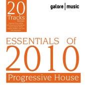 Essentials of 2010: Progressive House Remixes de Various Artists