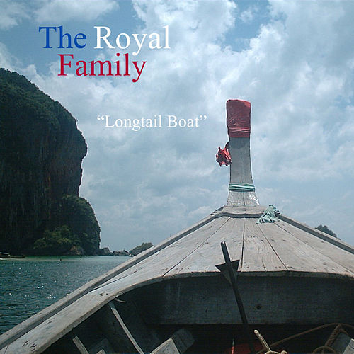 Longtail Boat by Royal Family