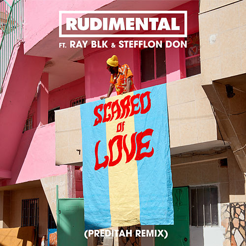 Scared of Love (feat. RAY BLK & Stefflon Don) (Preditah Remix) de Rudimental