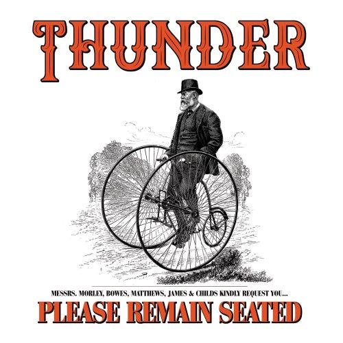 Please Remain Seated de Thunder