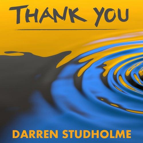 Thank You de Darren Studholme