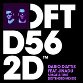 Space & Time (feat. Jinadu) (Extended Mixes) de Dario D''attis