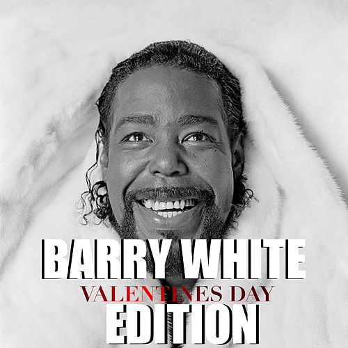 Barry White Valentines Day Edition de Barry White