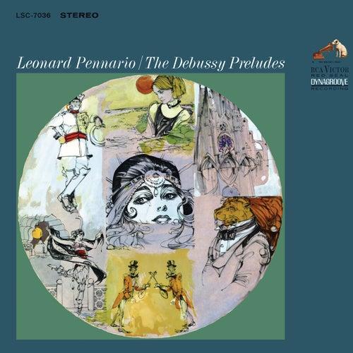 Pennario Plays Debussy Preludes (Remastered) de Leonard Pennario
