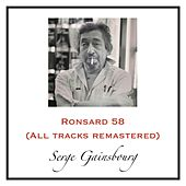 Ronsard 58 (All Tracks Remastered) de Serge Gainsbourg