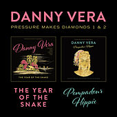 Pressure Makes Diamonds 1 & 2 - The Year Of The Snake & Pompadour Hippie van Danny Vera
