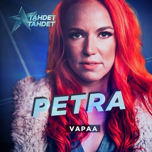 Vapaa (Tähdet, tähdet kausi 5) de Petra