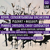Mozart: Requiem (Live) de Royal Concertgebouw Orchestra