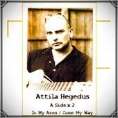 A Side X 2 by Attila Hegedus