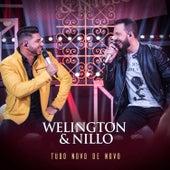 Tudo Novo de Novo (ao Vivo) von Wellington & Nillo
