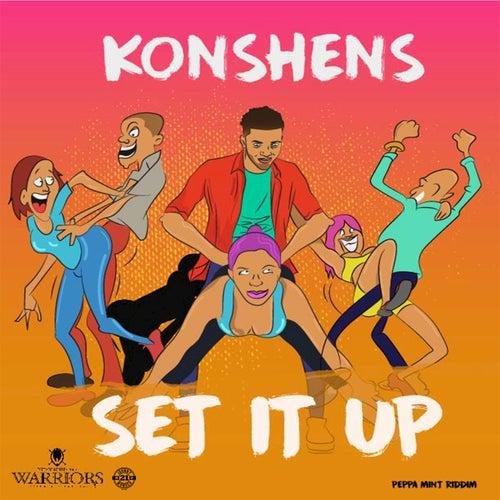Set It Up by Konshens