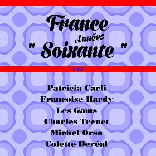 France années soixante, Vol. 6 de Various Artists