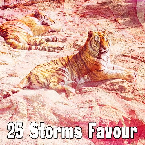 25 Storms Favour by Thunderstorms