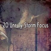20 Unruly Storm Focus de Thunderstorm Sleep
