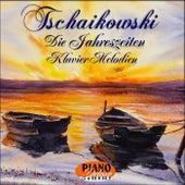 Tschaikowski, Die Jahreszeiten, Klavier-Melodien de Piano Deluxe