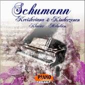 Schumann, Kreisleriana & Kinderzenen, Klavier-Melodien de Piano Deluxe