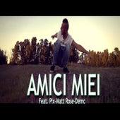 Amici miei (feat. Pix, Matt Rose & Demc) de Pauz