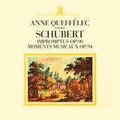 Schubert: 4 Impromptus, D. 899, 6 Moments musicaux, D. 780 di Anne Queffélec