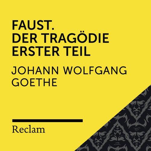 Goethe: Faust. Der Tragödie Erster Teil (Reclam Hörbuch) von Reclam Hörbücher
