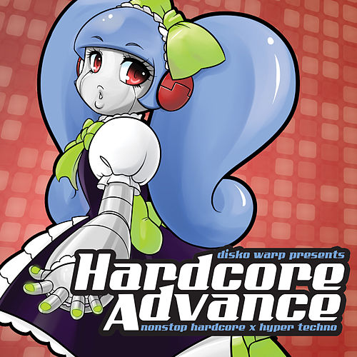 Disko Warp Presents Hardcore Advance de Various