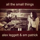 All the Small Things by Alex Leggett