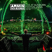 Live at Sunburn Festival India 2018 (Highlights) van Various Artists