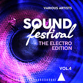 Sound Festival (The Electro Edition), Vol. 4 - EP by Various Artists