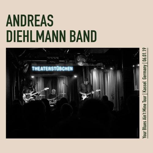 Live 2019 von Andreas Diehlmann Band