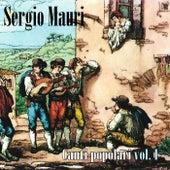 Canti popolari, Vol. I di Sergio Mauri