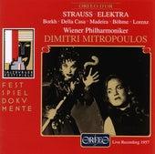 Strauss: Elektra, Op. 58, TrV 223 (Live) by Various Artists