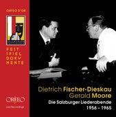 Die Salzburger Liederabende (Live) von Various Artists