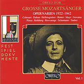 Grosse Mozartsänger (Live) by Various Artists