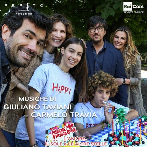 L'amore, il sole e le altre stelle (Colonna sonora originale del film TV) by Giuliano Taviani