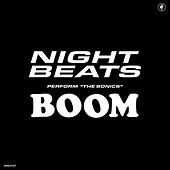 Night Beats play The Sonics' 'Boom' de Night Beats