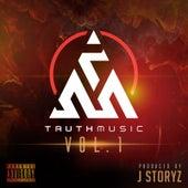 Truth Music, Vol. 1 by J Storyz