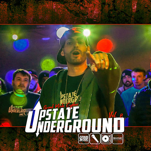 Grind Mode Cypher Upstate Underground, Vol. 8 de Lingo