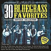 30 Bluegrass Favorites: Power Picks - Vintage Collection by Various Artists