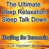 The Ultimate Deep Relaxation Sleep Talk Down - Healing for Insomnia van The Honest Guys